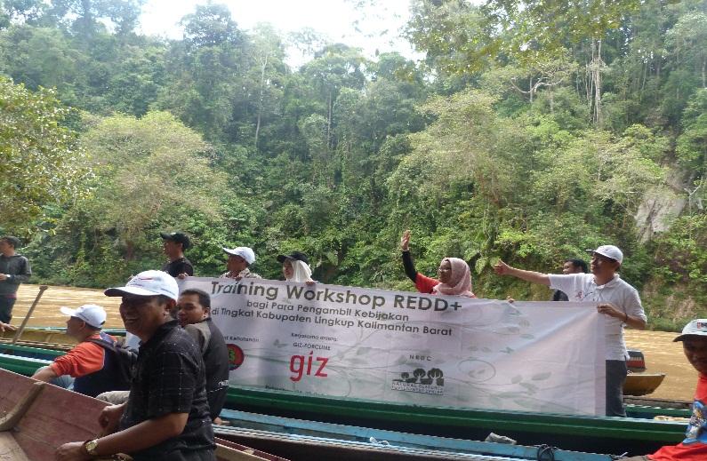 Field trip to Betung Karihun National Park, Kapuas Hulu, West Kalimantan