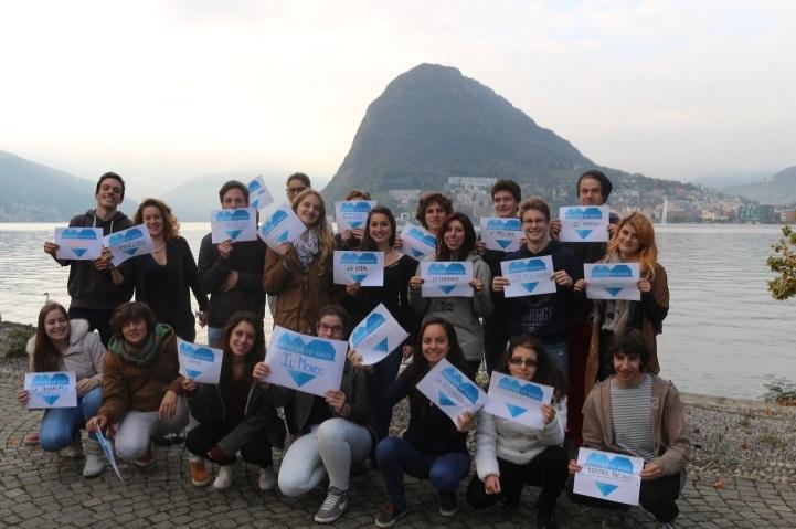 Class 4JN Liceo Cantonale di Lugano