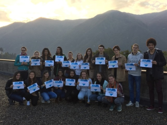 Class 4HN Liceo Cantonale di Lugano