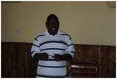 Jollam Banda, Chief Economist, Ministry of Finance and Development Planning