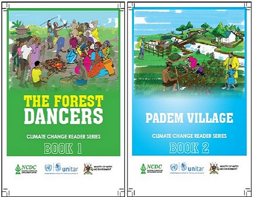 The Forest Dancer, Climate Change, Reader Series, Book 1. Padeum Village, Climate Change, Reader Series, Book 2