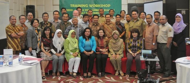 REDD+ Workshop Participants