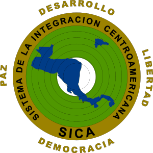 Logo of Central America Integration System