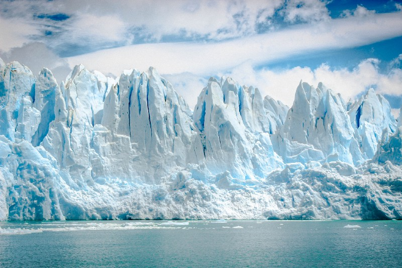 According to the IPCC report, 'marine ice sheet instability in Antarctica and/or irreversible loss of the Greenland ice sheet could result in a multi-meter rise in sea level over hundreds to thousands of years'