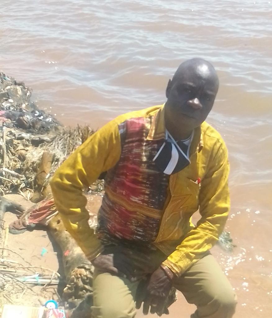 Photo: Jean Baptiste Katako Kayambi